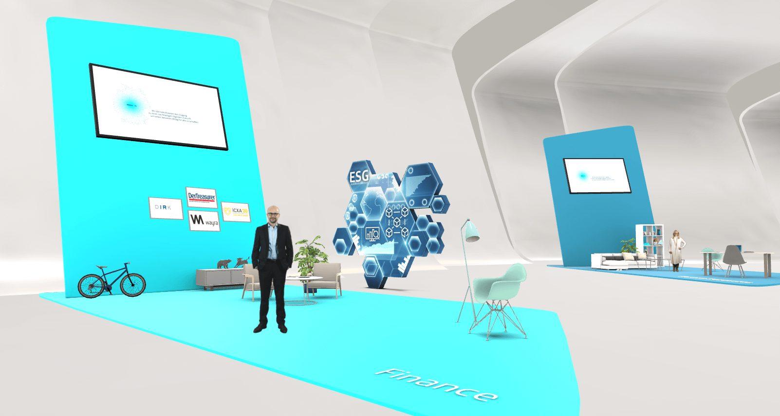 virtual space Telefonica